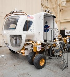 Desert Rats Space Exploration Vehicle B