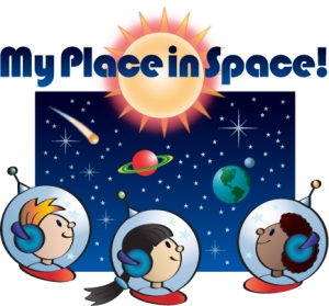 My Place In Space logo