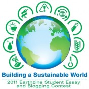 Earthzine to Hold Third Annual Essay and Blogging Contest on Sustainability