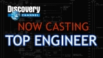 Discovery Channel Top Engineer Casting Call