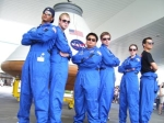 NASA Student Interns