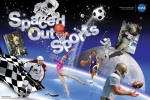 Spaced Out Sports Challenge