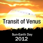Sun-Earth Day's Venus Transit Website