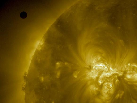 The Transit of Venus 2012