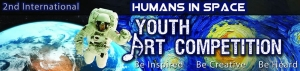 Humans in Space Art Contest